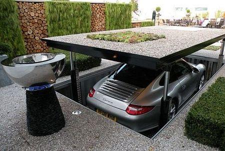 El garaje donde tú quieras