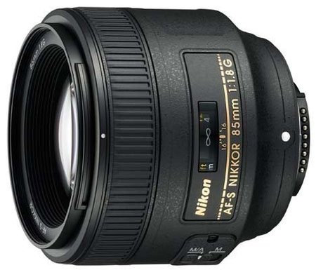 Nikon anuncia un nuevo teleobjetivo 85mm f/1.8