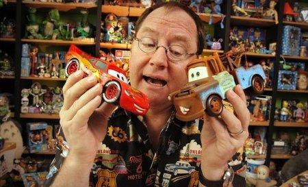 John Lasseter codirigirá 'Cars 2'