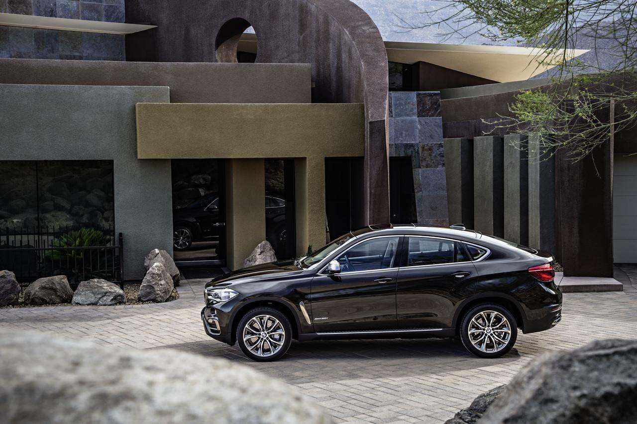 Foto de BMW X6 2014 (83/96)