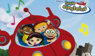La tele que educa: 'Little Einsteins'