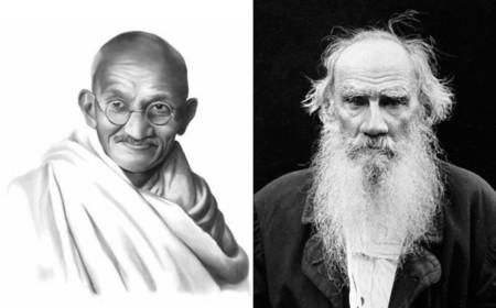 Gandhi Tolstoy
