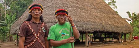 Un hotel en la selva ecuatoriana que salvó a su comunidad indígena de la desaparición