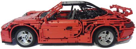 Sheepo Lego Porsche 911