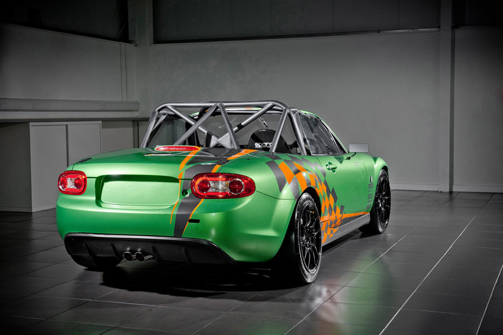 Foto de Mazda MX-5 GT (2/5)