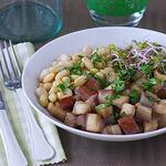 25 ensaladas sin tomate ni lechuga para dar variedad a la dieta, sin dejar de comer sano