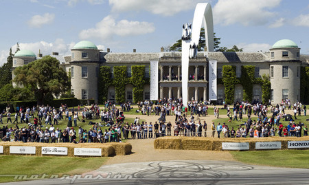 Goodwood Festival of Speed 2014: Una experiencia inolvidable