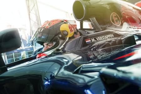 Max Verstappen rodará en los primeros entrenamientos libres de Suzuka