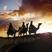Lo que aprendí al convertirme en los Reyes Magos de Oriente por culpa del email