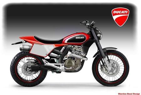 Ducati Desmotracker 450 Concept