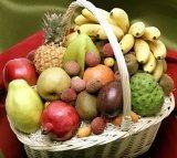 Es importante comer frutas, recuérdaselo a un amigo