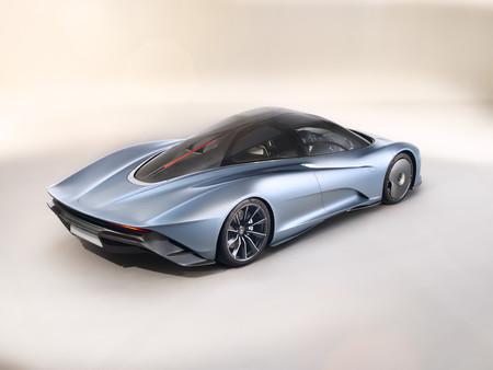 El McLaren Speedtail promete una velocidad máxima de 403 km/h y un 0-300 km/h en 12,8 segundos