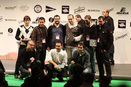 Concurso Madrid Fusion