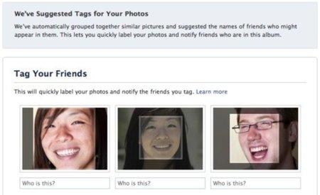Facebook deshabilita a sus usuarios europeos el reconocimiento facial tras las críticas de la Unión Europea