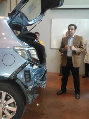 Reparación de Toyota Yaris en Cesvimap