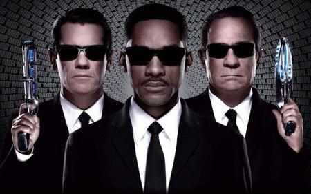 La película de Men in black 3 para que los niños conozcan que viajar al pasado permite salvar el futuro