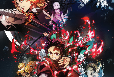 Demon Slayer Movie Feature Image