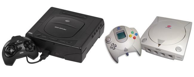 Saturn Dreamcast