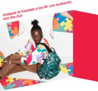 Authentic Into the Out es la nueva colección de Eastpak para nostálgicos de los 90