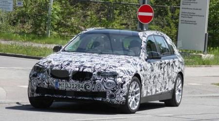 El BMW Serie 5 Touring se retrasa hasta abril
