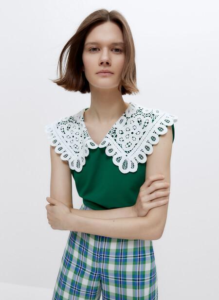 Uterque Blusas Primavera 2021 02