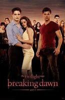 'La saga Crepúsculo: Amanecer. Parte 1', cartel