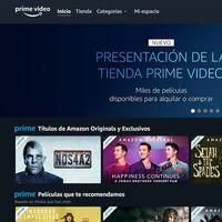 Amazon Prime Video habilita el alquiler y la compra de películas y documentales en España