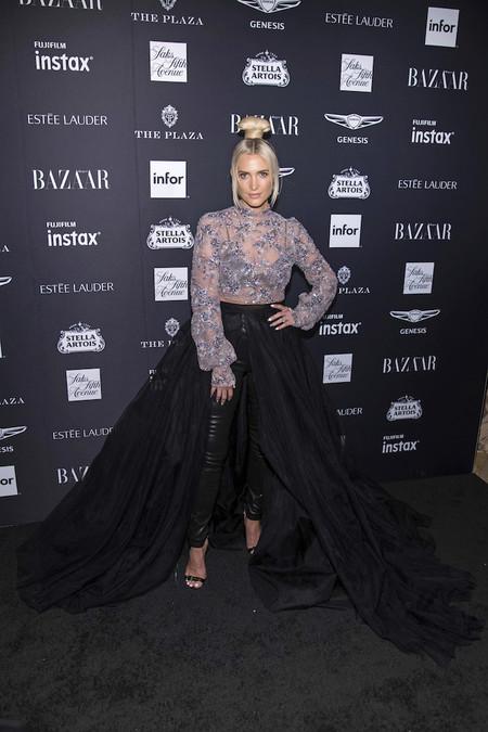 peor vestidas 2018
