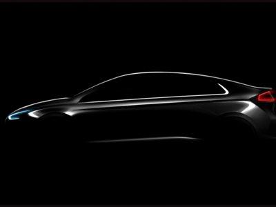 El Hyundai Ioniq se presentará en enero con tres tipos de motorización eléctrica