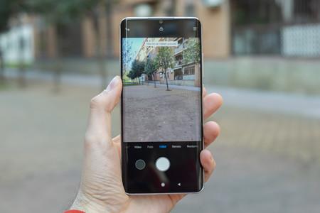 La app de cámara tiene margen de mejora en cuanto a rendimiento