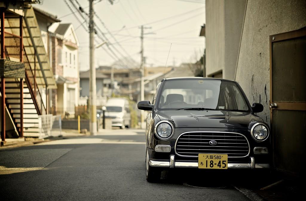 Alquilar un coche para comer, echar la siesta o cantar: en Japón los coches de alquiler no se usan sólo para desplazarse
