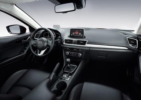 Mazda3 2013, vista interior