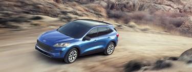 El Ford Escape 2020 pone alta la vara en el segmento C-SUV con mucha tecnología y eficiencia