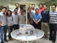 """Alumnos del IPN declarados """"el mejor equipo internacional de robótica"""""""