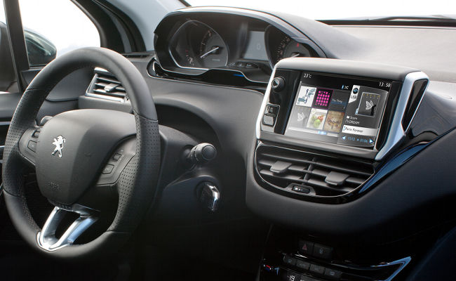 Peugeot Connect Apps El Sistema Que Estrenar 225 El 208