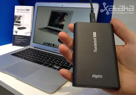 El Gato Thunderbolt SSD. Toma de contacto