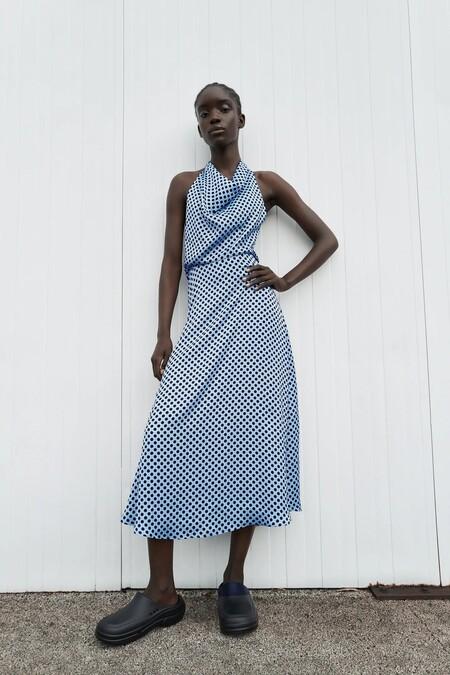 Vestido Zara Rebajas 2021 09