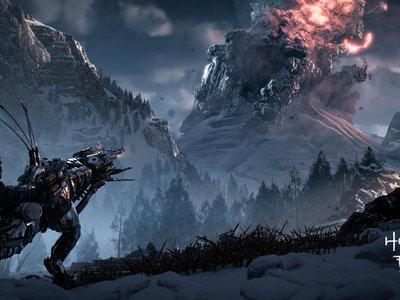 Análisis de Horizon Zero Dawn: The Frozen Wilds, la guinda sobre el mejor pastel de PS4 de 2017