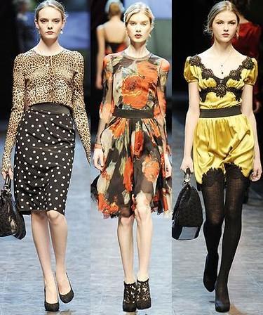 Tendencias Otoño-Invierno 2010/2011: las mejores colecciones de la Semana de la Moda de Milán