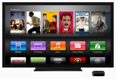 Los contenidos de iTunes Extras ahora llegan al Apple TV