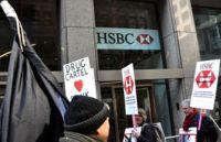 HSBC limpia su lavado de dinero con 38 millones de euros