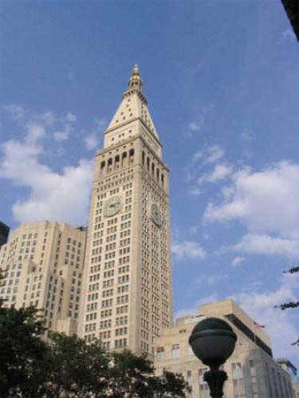 Versace redecorara The Clock Tower