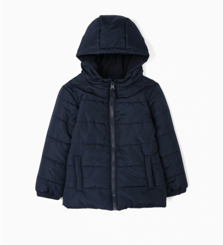 Captura De Pantalla 2021 01 13 A Las 10 06 56Plumífero de niño en azul marino con capucha