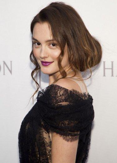 Nuevos looks de Leighton Meester y Blair Waldorf