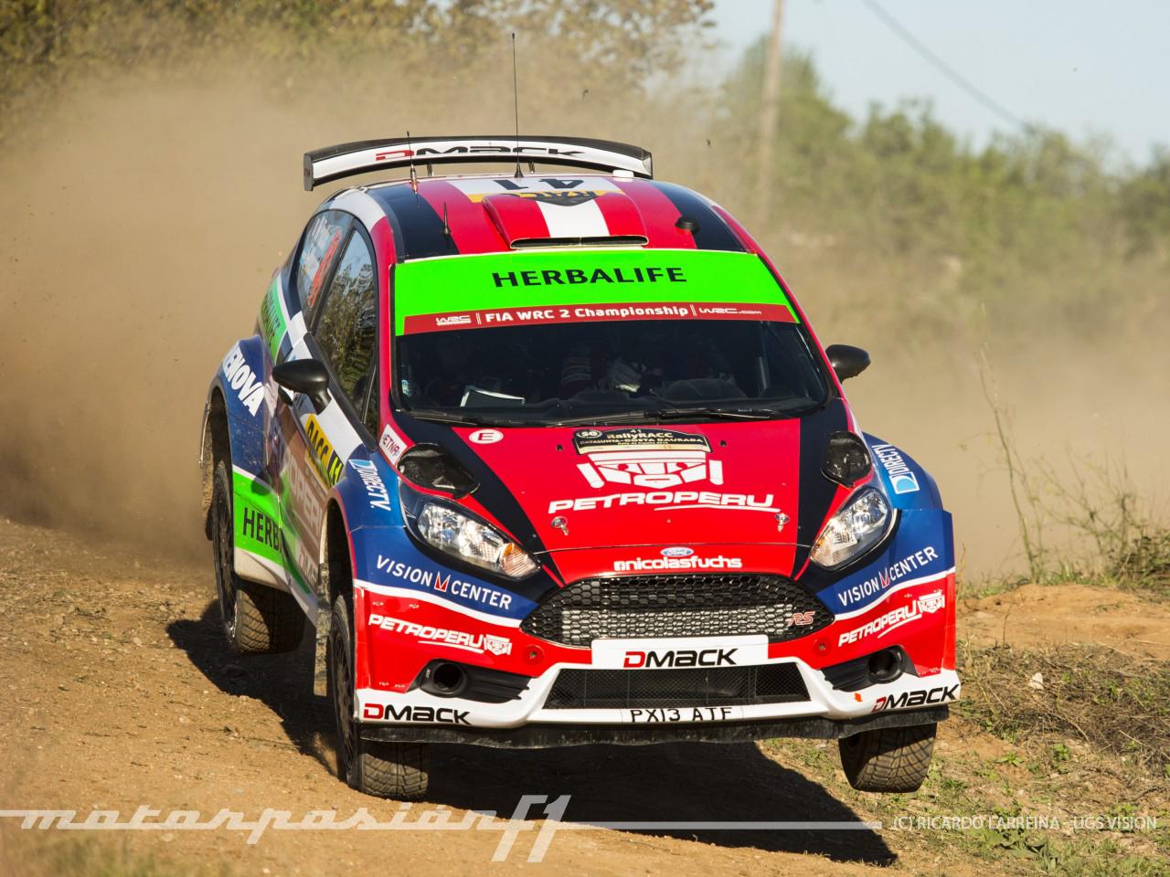 Foto de WRC - Rally de Catalunya 2014 (235/370)