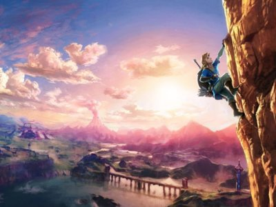 The Legend of Zelda: Breath of the Wild es elegido como el mejor juego de la Gamescom [GC 2016]