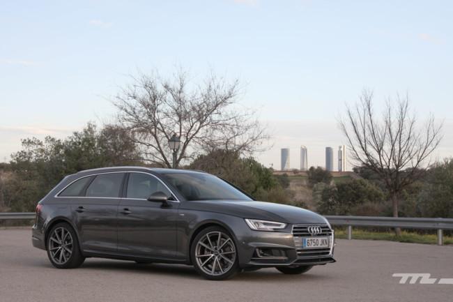 Audi A4 Avant 2.0 TDI Prueba 9
