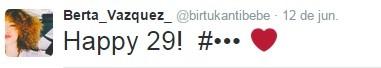 Berta Twitter