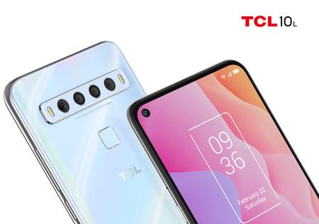 TCL 10L, TCL 10 Pro y TCL 10 5G: cámaras cuádruples y grandes baterías para tres nuevas gamas medias que pisan Europa
