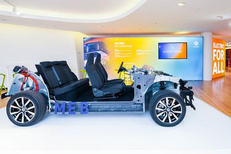 Volkswagen Plataforma Meb 3
